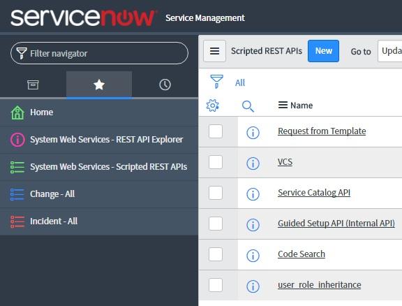 Apply SNOW Template via Scripted REST API – ymmit net